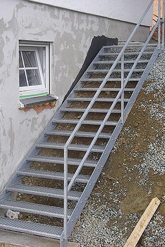 Treppen-Header
